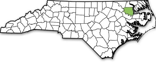 Bertie County NC