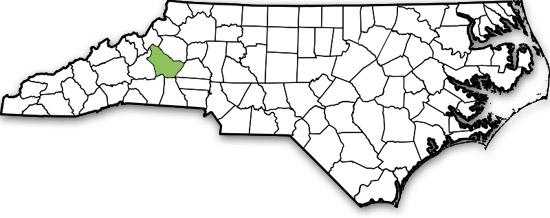 Burke County NC