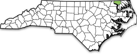 Gates County NC