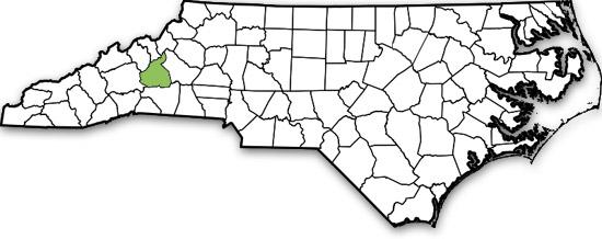 McDowell County NC