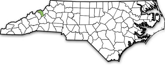 Mitchell County NC