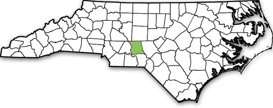Montgomery County NC