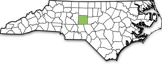 Randolph County NC
