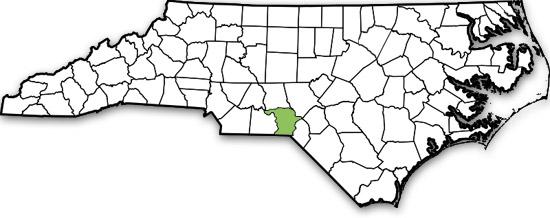 Richmond County Nc Map.Richmond County North Carolina Process Server Resources Black