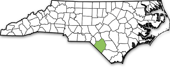 Robeson County NC