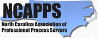 Founding Members of the North Carolina Association of Professional Process Servers